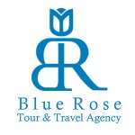 Blue Rose Tour & Travel Agency Logo