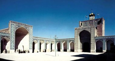 More information about Kerman Jame Mosque
