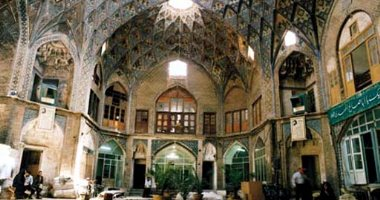 More information about Kashan Bazaar