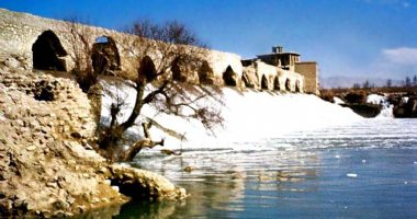 More information about Band-e-Amir Bridge