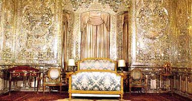 More information about Golestan Palace