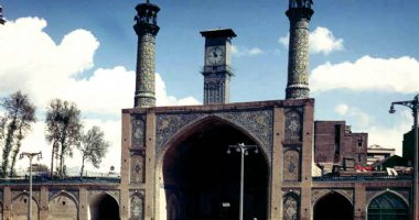 More information about Imam Khomeini Mosque in Tehran