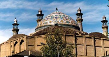 More information about Shahid Motahari Mosque and School in Tehran