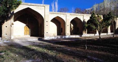 More information about Mohammad Abad  Khoreh (Khorheh) Caravansary