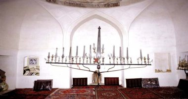 More information about Sanjideh Mosque