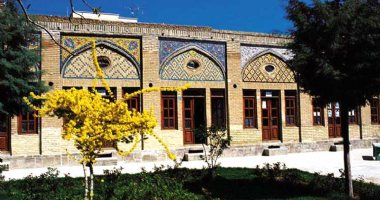 More information about Sheikhol Islam (Masoudieh) School and Mosque in Qazvin