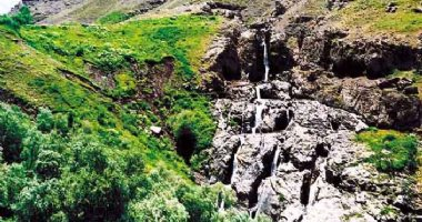 More information about Eidj (Dahqoloo) Waterfall