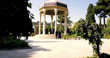 More information about Hafez Tomb in Shiraz