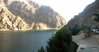 More information about Amir Kabir Dam Lake