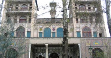 More information about Takht-e-Marmar Edifice in Tehran