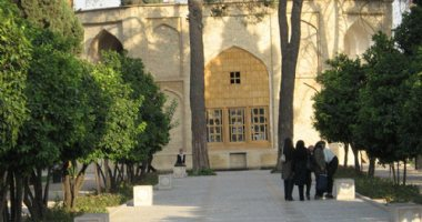 More information about Jahan Nama Garden in Shiraz