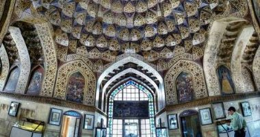 More information about Baq-e-Nazar Pavilion in Shiraz
