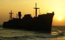 The Greek Ship - Kish Island - Hormozgan