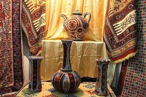 Handicrafts and Souvenirs of Kermanshah