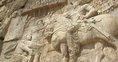 More information about Naqsh-e Rustam Engraving