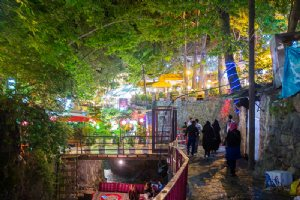 Nights of Darband - North of Tehran