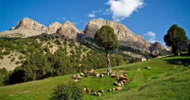 More information about Hezar Masjed Mountains