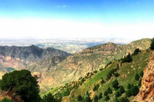 Hezar Masjed Mountains