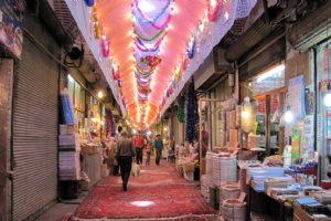 Tabriz Bazaar - The Museum of Occupations