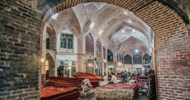 More information about Tabriz Bazaar