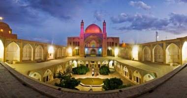 More information about Agha Bozorg Mosque and School in Kashan