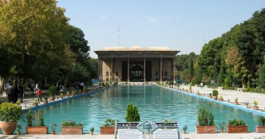 More information about Chehel Sotoun Palace