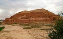 Ziggurat at Chogha Zanbil - Shoosh Ancient City - Khuzestan
