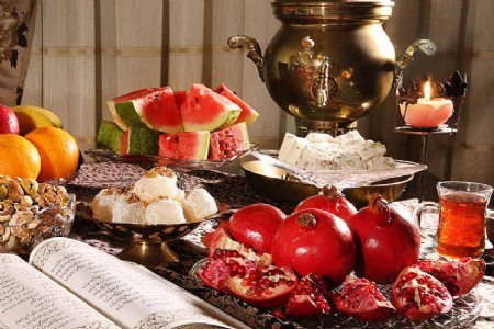 Yalda Night: Night of Birth