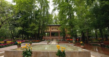 More information about Iranian Garden in Tehran