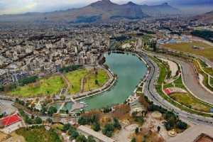 Khorramabad: capital of Lorestan Province