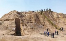 Historical findings in Jiroft represent ancient Iranian civilization