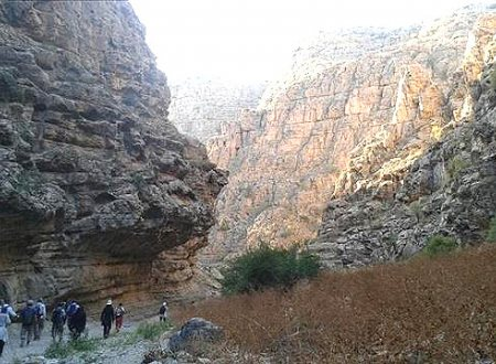 Ghobad (Qobad) Cave - Ghouchan