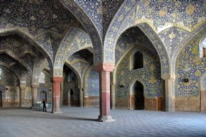 Abbasi Jame Mosque: Isfahan