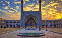 Isfahan JAme Mosque
