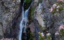 Dalfard Waterfall - Jiroft