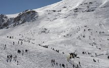 Payam Ski resort - Marand