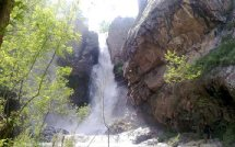 Eishabad Waterfall - Marand