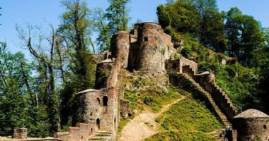 More information about Rudkhan Castle (Ghaleh Roodkhan)