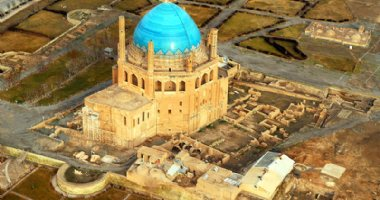 More information about Dome of Soltaniyeh