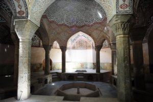 Kordasht Bathhouse near Jolfa