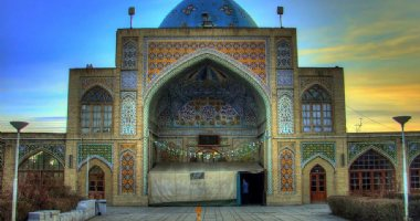 More information about Zanjan Jame Mosque