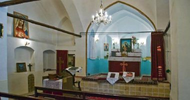 More information about Saint Thaddeus and Bartholomeus Church in Tehran