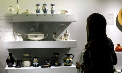 Dutch archaeology show in National Museum of Iran - Tehran
