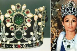 Empress Crown - The National Jewelry Treasury - Tehran