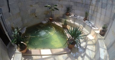 More information about Kharaqan Thermal Spring in Qazvin