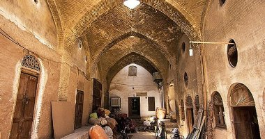 More information about Yazd Bazaar