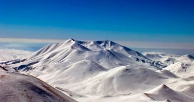 More information about Sahand Mountain