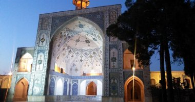 More information about Imam Mosque (Semnan)
