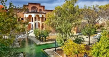 More information about Khosro Abad Mansion