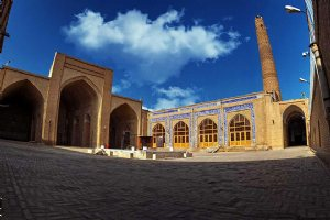 Damghan Jame Mosque